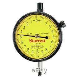 Starrett 655-161 Dial Indicator