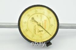 Starrett 655-3041 Dial Indicator 3 Range. 001