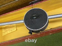 Starrett 655-4041 4 Travel Range Dial Indicator