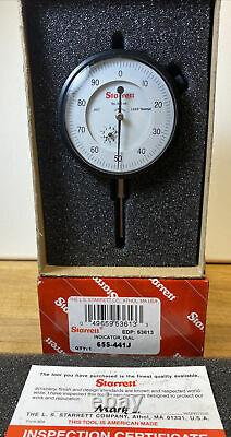 Starrett 655-441J Dial Indicator