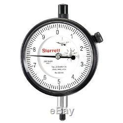 Starrett 655-611J Dial Indicator