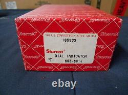 Starrett 655-881J Dial Indicator