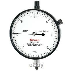 Starrett 656-138 Dial Indicator