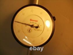Starrett 656 4041 Long Range Precision Indicator 4 Range. 001