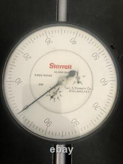 Starrett 656-5041J Dial Indicator IN STOCK