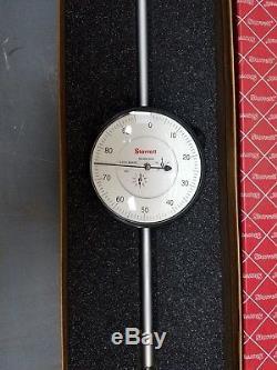 Starrett 656-5041j Dial Indicator