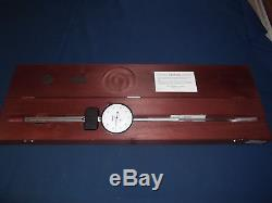 Starrett 656-6041 6 Dial Indicator