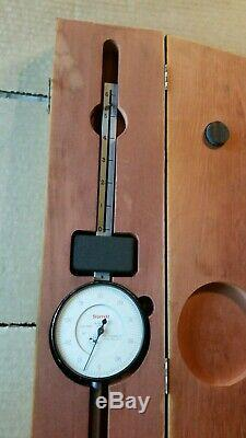 Starrett 656-6041 6 Travel Dial Indicator Great Condition