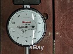Starrett 656-6041J Dial indicator