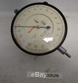 Starrett 656-617 Large Face Dial Indicator (Inv. 33528)