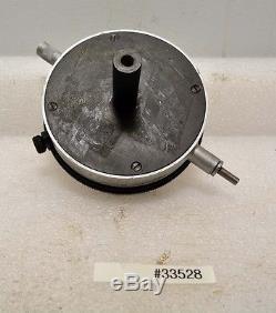 Starrett 656-617 Large Face Dial Indicator (Inv. 33528)