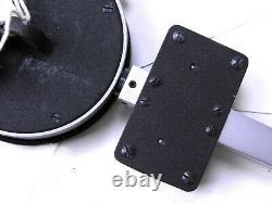 Starrett 656-8041 Dial Indicator 0-8 Long Range, 0-100 Dial. 001 Grad