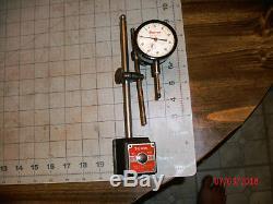 Starrett #657 Dial Indicator Stand
