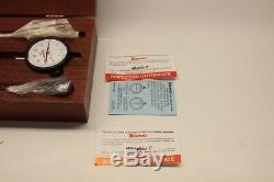 Starrett 657ez Magnetic Base Indicator Set (new!)