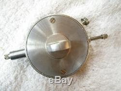 Starrett # 665 Dial Indicator Stand & Rare Brown & Sharpe #66-022 Dial Indicator