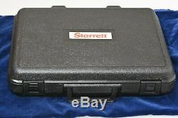 Starrett 665JZ Inspection Holder for Dial Indicators (no Dial Indicator) in Case