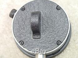 Starrett 665JZ Inspection Set 25-131 Dial Indicator Nice