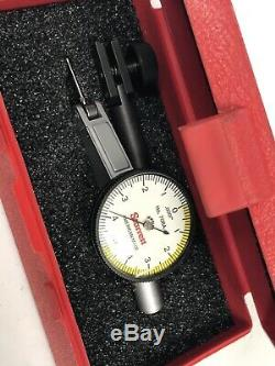 Starrett 708A Dial Test Indicator Used 6 Times