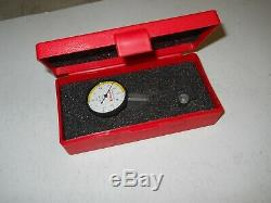Starrett #708A Dial Test Indicator withdovetail mounts. 0001 slightly used