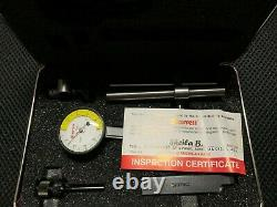 Starrett 708BCZ Dial Test Indicator Set, new in box, never used