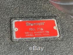 Starrett 716X Indicator Tester Untested