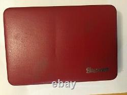 Starrett 811-5CZ Dial Test Indicator. 0005 With Pivoting Head, Full Set