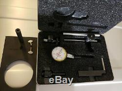 Starrett 811 708 709 3908 3909 Dial Indicator Padded Case