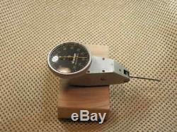 Starrett 811 Black Face Dial Test Indicator Swivel Head. 001 0-30-0