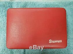 Starrett 811 Dial Test Indicator