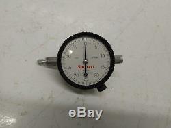 Starrett Dial Indicator 25-131 w Magnetic Base BR