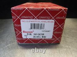 Starrett Dial Indicator 25-441J WCSC (LOC2860B)