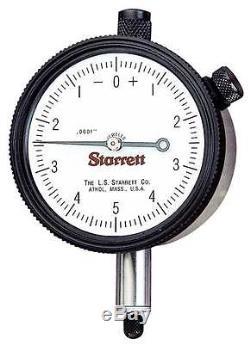 Starrett Dial Indicator, 25-511J