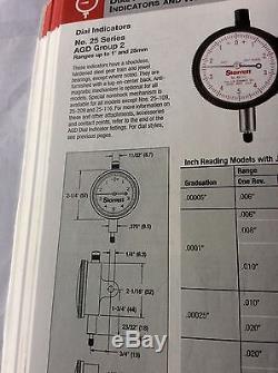 Starrett Dial Indicator 25-511J