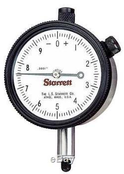 Starrett Dial Indicator, 25-611J