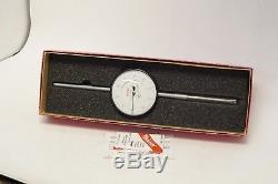 Starrett Dial Indicator 3 Measuring Range 656-3041J Long Stroke