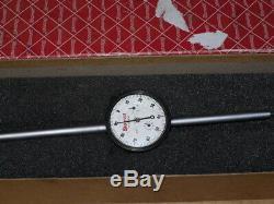 Starrett Dial Indicator 4 in Range With 2.25 DIA FACE Model 25-4041J (P293)