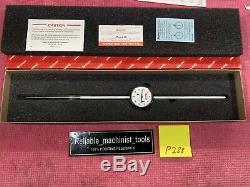 Starrett Dial Indicator 5 in Range With 2.25 DIA FACE Model 25-5041J (P288)