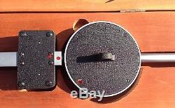 Starrett Dial Indicator 6 Inch Range Model 656-6041