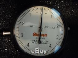 Starrett Dial Indicator #655-111J