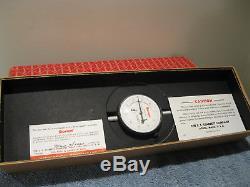 Starrett Dial Indicator 655-2041 2 Travel. 001