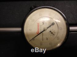 Starrett Dial Indicator 655-2041 J Grad. 001