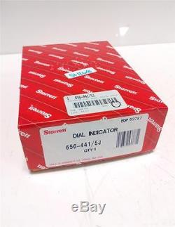 Starrett Dial Indicator 656-441/5j Nib