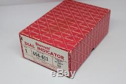 Starrett Dial Indicator # 656-611.0001 Graduation/Dial Reading 1-10/Range. 200