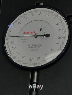 Starrett Dial Indicator 656-617J EDP No. 53797