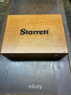 Starrett Dial Indicator Gauge Set