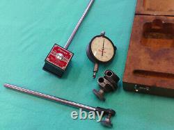 Starrett Dial Indicator Holder & Magnetic Base 657 / 25-141