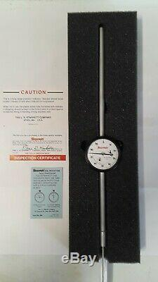 Starrett Dial Indicator Model 25-5041j Size 0-5 X. 001