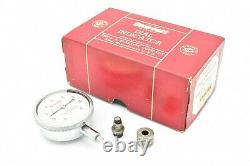 Starrett Dial Indicator No 25-T1 Reading 0-5-0 Jeweled. 0001 Special Bridgeport