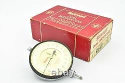 Starrett Dial Indicator No. 656-617.0001.400 Range