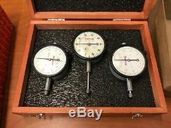 Starrett Dial Indicator Set S253Z